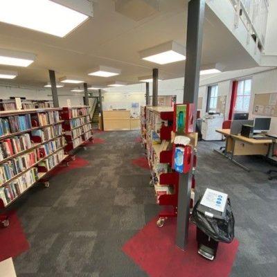Penryn Library Interior 1