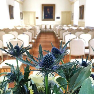 Town Hall Wedding Photo 2