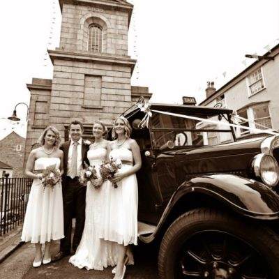 Town Hall Wedding Photo 5