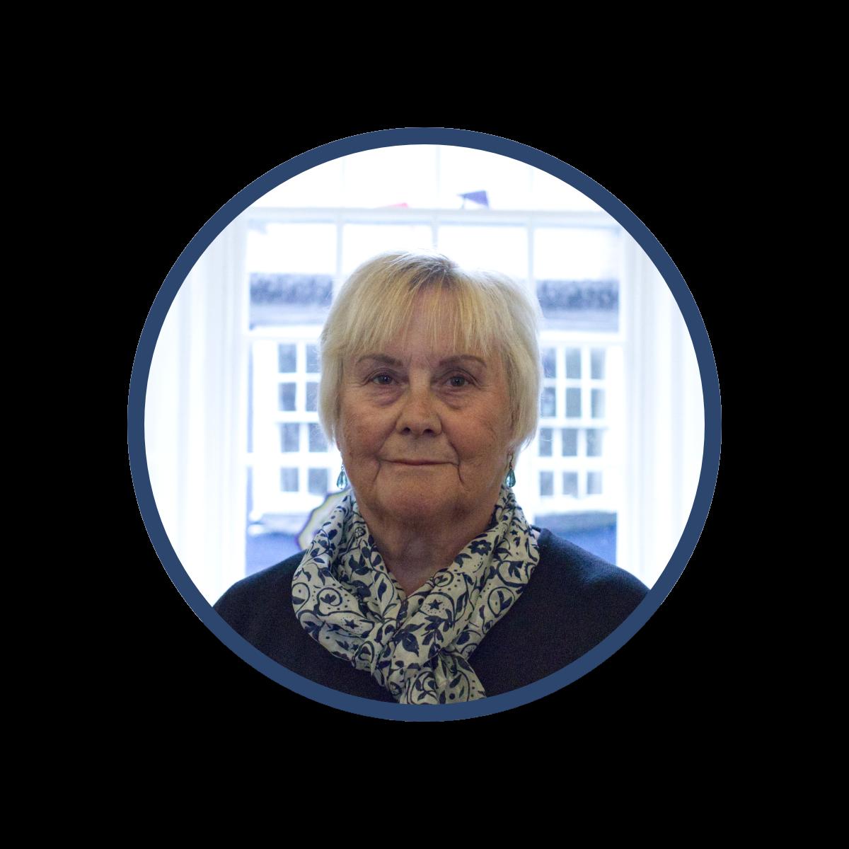 Portrait photo of Councillor Gillian Ann Grant