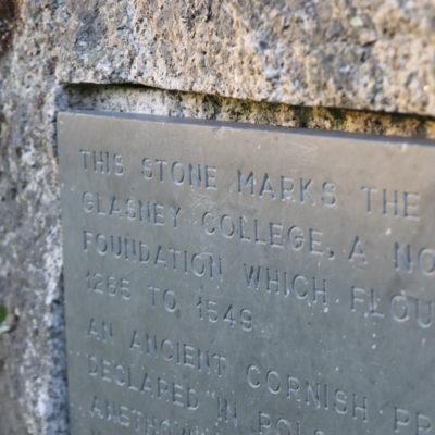 Glasney College 06