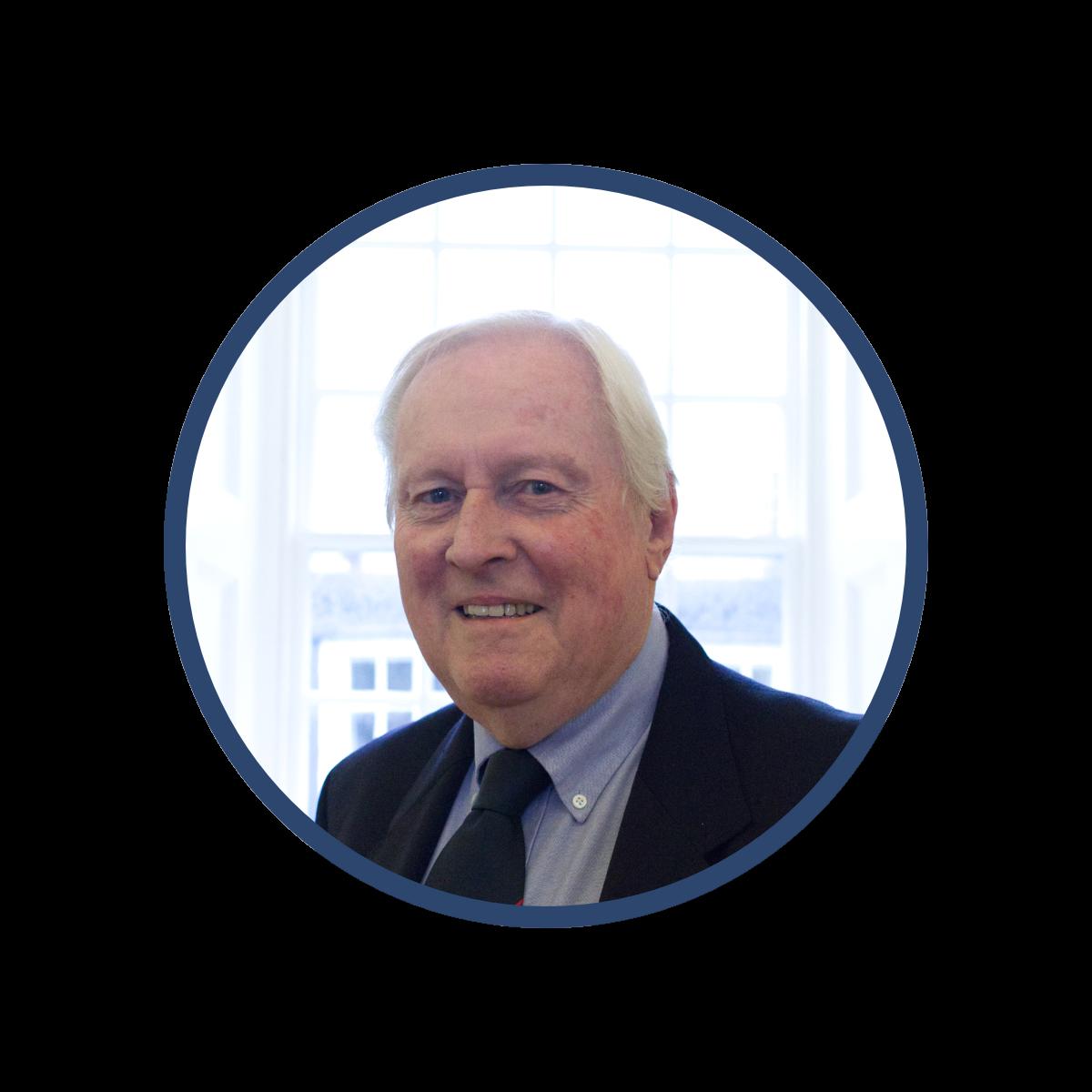 Portrait photo of Councillor John Kirby