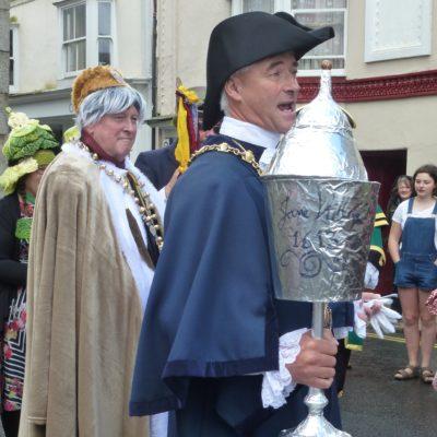 Town Mayor - Councillor Snowdon