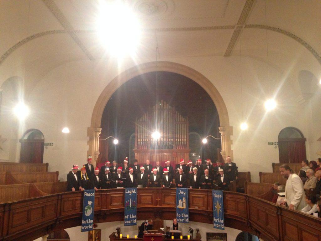 Treverva Choir 2019